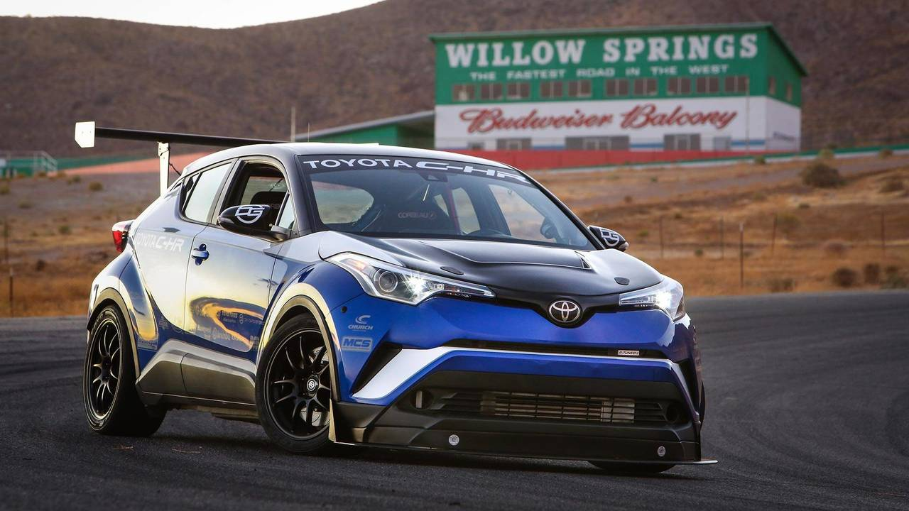 toyota s nascar drivers unleash customized camrys at sema toyota s nascar drivers unleash