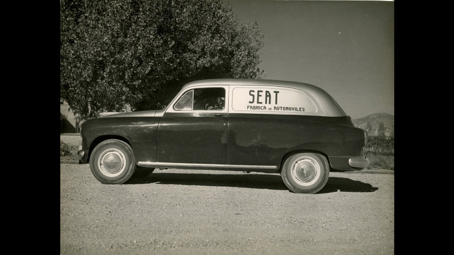 Seat celebra i suoi primi 60 anni