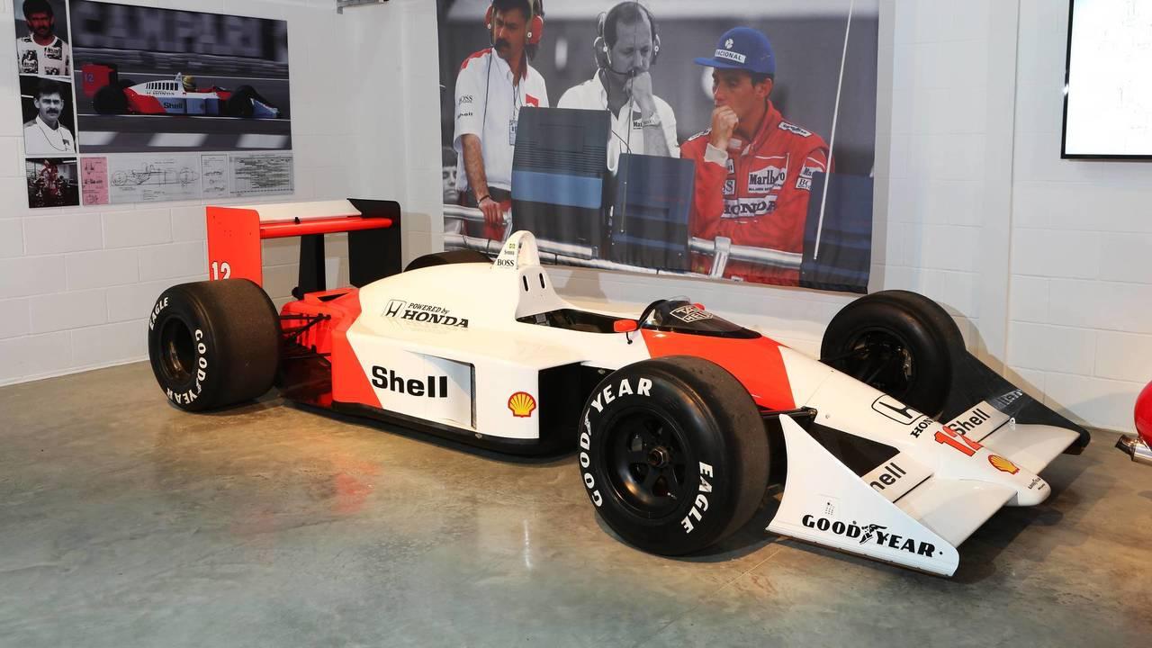 1988 McLaren MP4/4