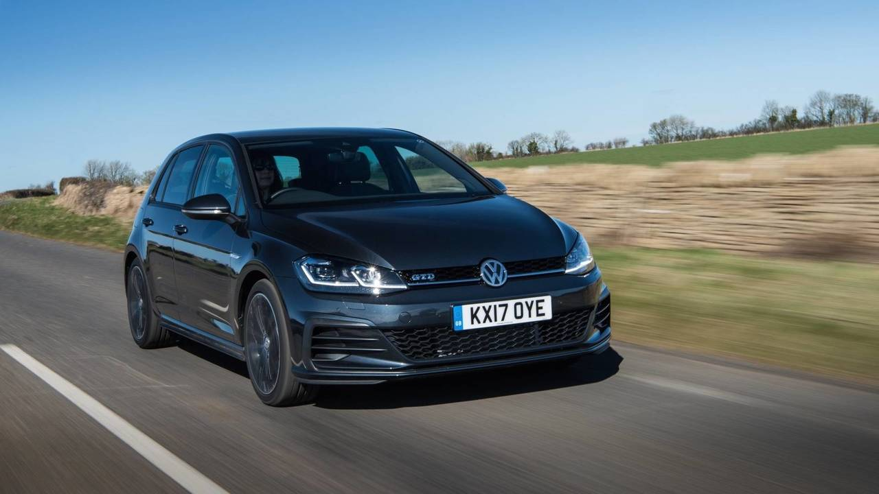 2017 VW Golf GTD