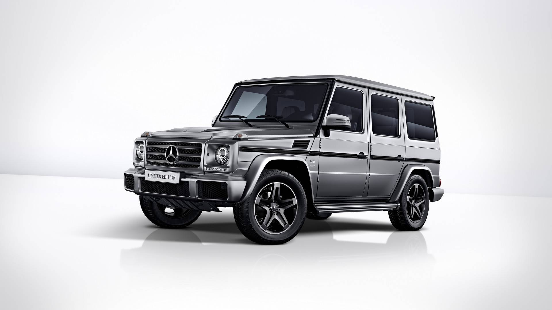Mercedes G Class Limited Edition Marks The W463 s Imminent Demise