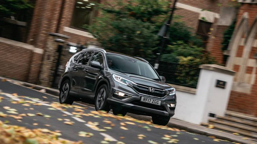 Honda CR-V 1.6 i-DTEC: Living with it