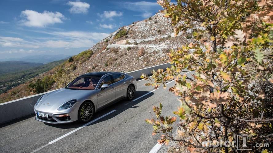 La Porsche Panamera fête ses dix ans
