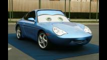 Le auto di Cars al Motor Show di Londra