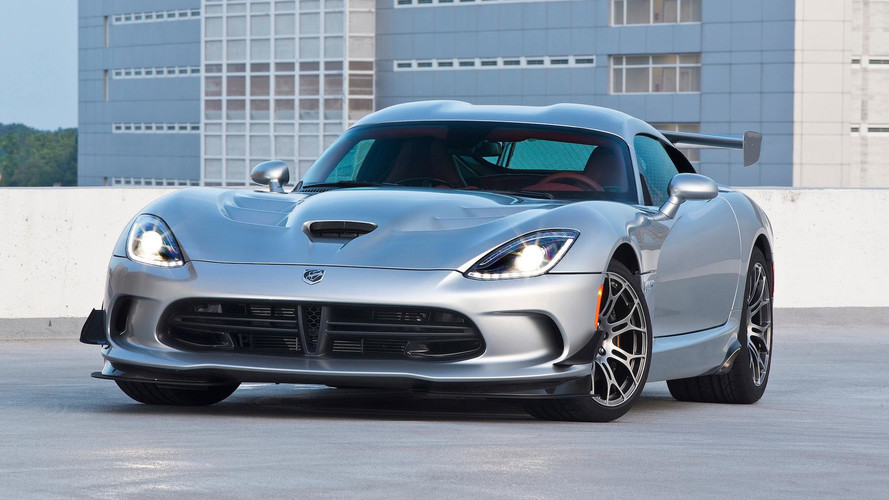 Could The Dodge Viper Make A Comeback In 2021?