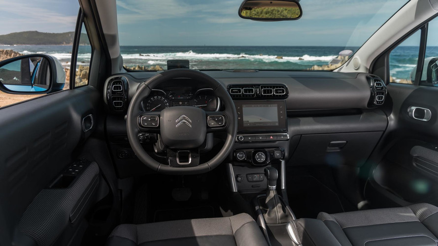 Essai Citroën C3 Aircross (2018)