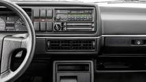 VW Golf II radio