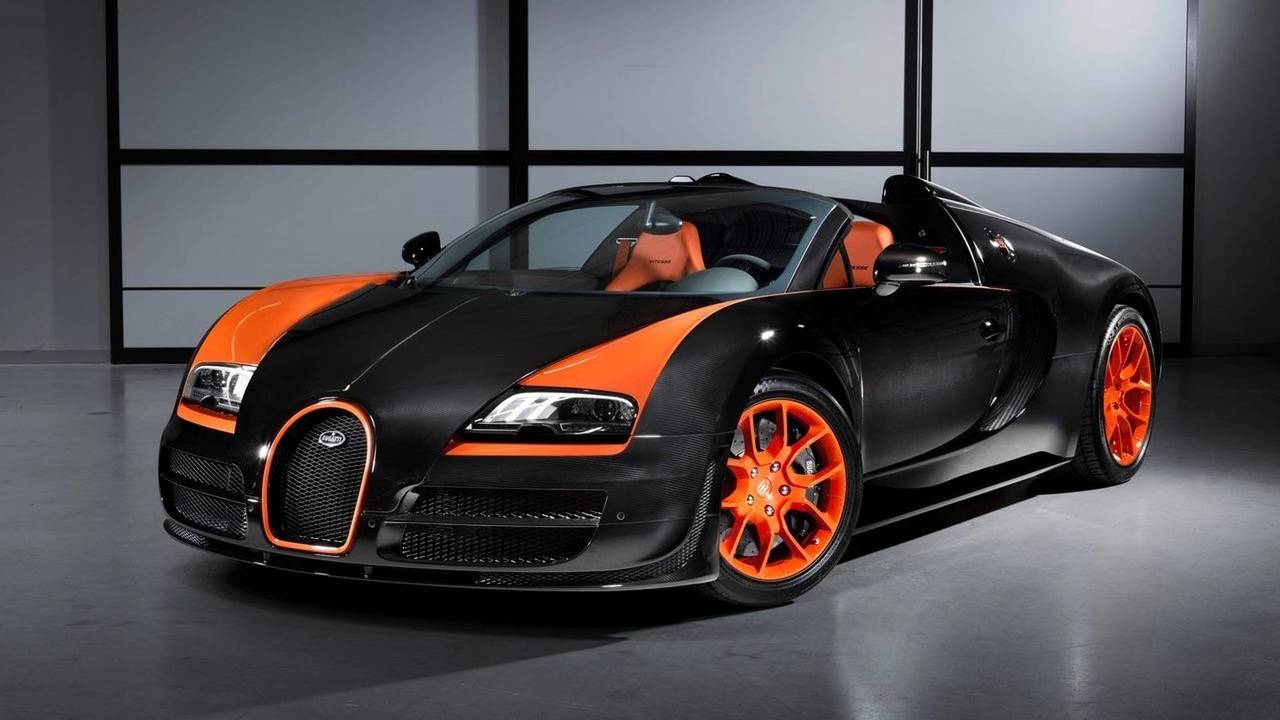 Bugatti Grand Sport Vitesse World Record Edition – 254mph