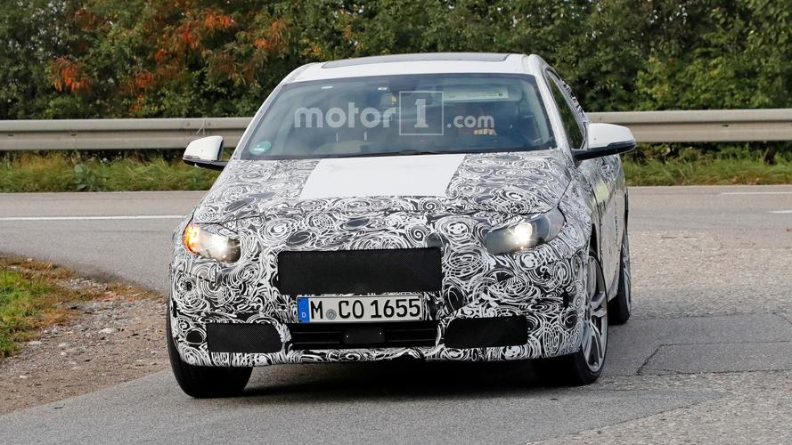 BMW 2 Series Gran Coupe Base Model Spy Photos