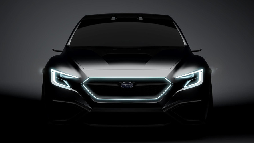 Subaru Viziv Performance Concept Could Hint At Next WRX