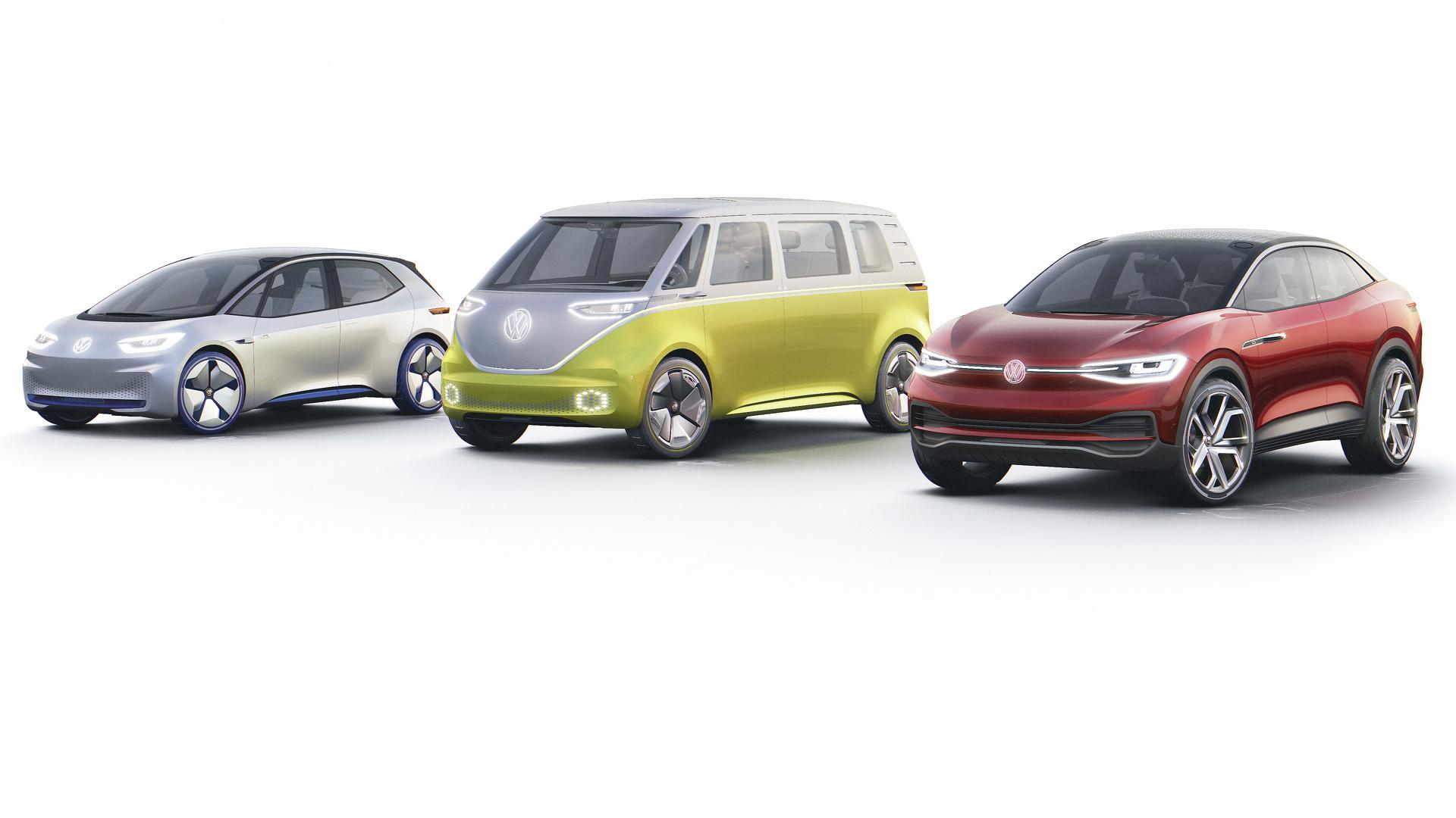 Volkswagen Group Latest Models >> Vw Group To Electrify Every Model By 2030