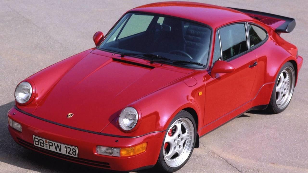 Porsche 911 type 964 Turbo (1991)