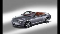 Bentley Continental GT convetible