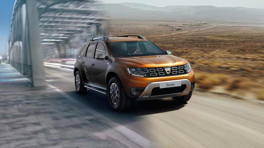 Compare: New Dacia Duster Side-By-Side With Old Model