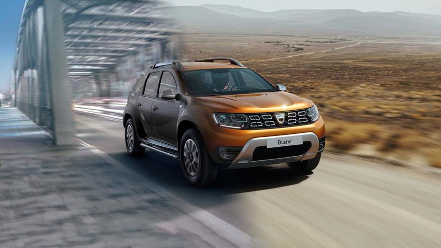 PHOTOS - Le nouveau Dacia Duster face à l'ancienne génération