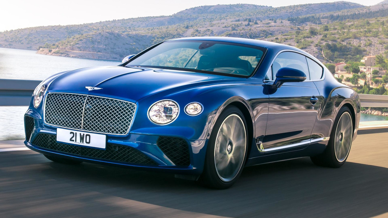 Continental GT face
