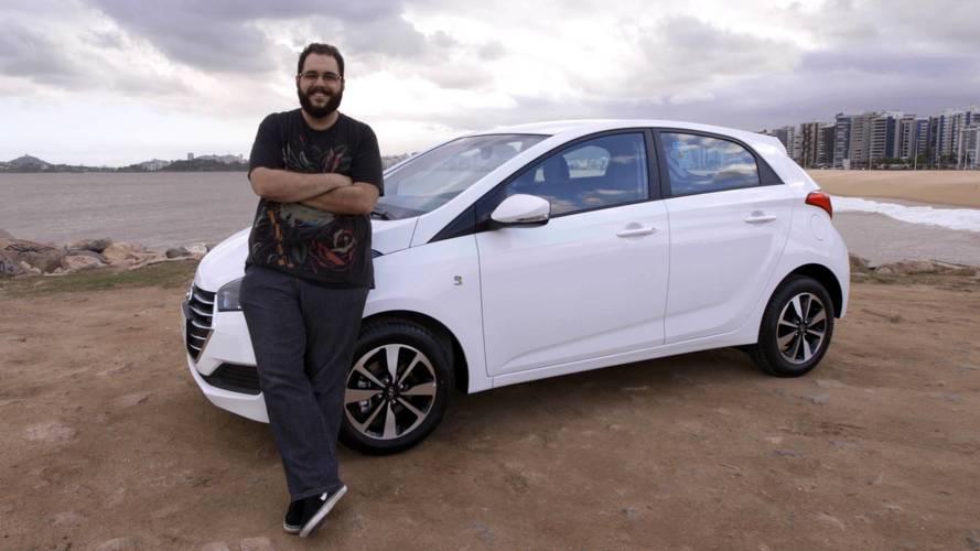 Hyundai realiza busca nacional e encontra primeiro comprador do HB20