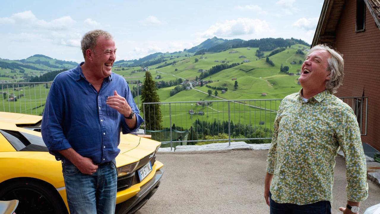 The Grand Tour Saison 2