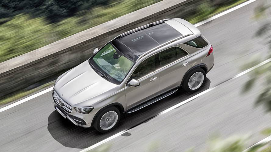 Mercedes GLE 2019, ya tenemos los precios para España