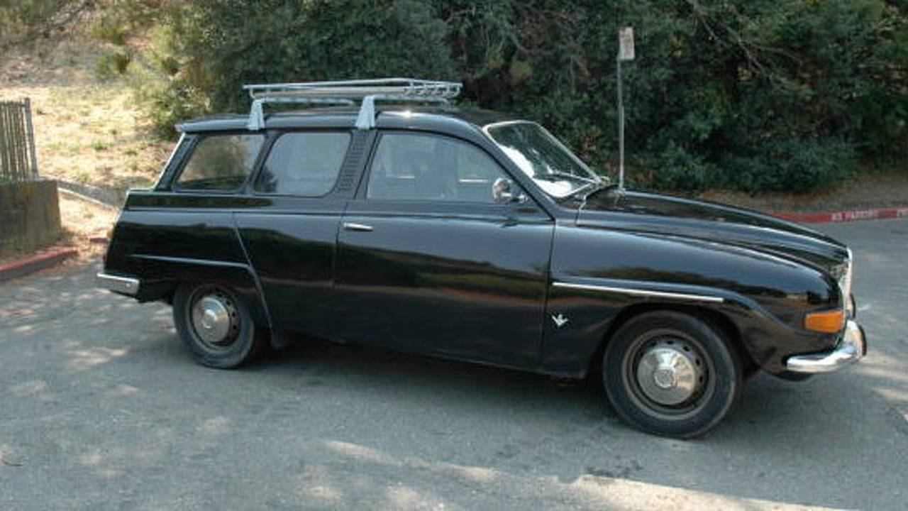 1969 Saab 95 V4 – current bid at $3,000