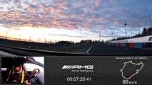 Mercedes-AMG GT Coupé4, il record al Nurburgring