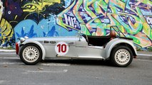 Essai Caterham Seven SuperSprint
