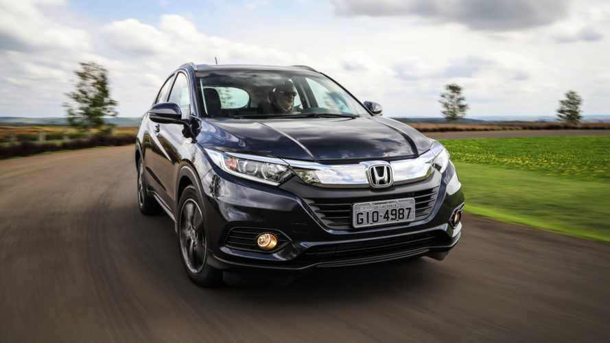 Salão de SP: Honda confirma chegada do HR-V Touring com motor 1.5 turbo