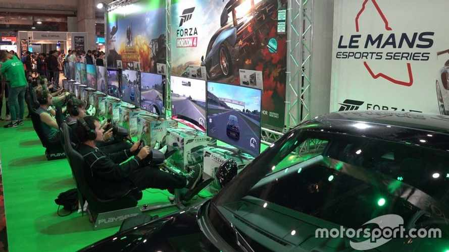 Le Mans eSports se presenta en Madrid Games Week