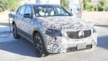 Mercedes EQC Spy Shots