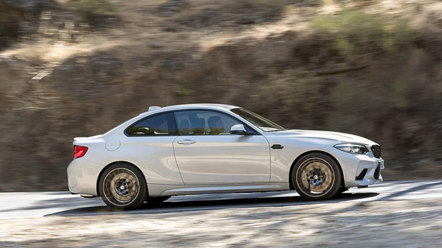 BMW M2 Competition package primera prueba
