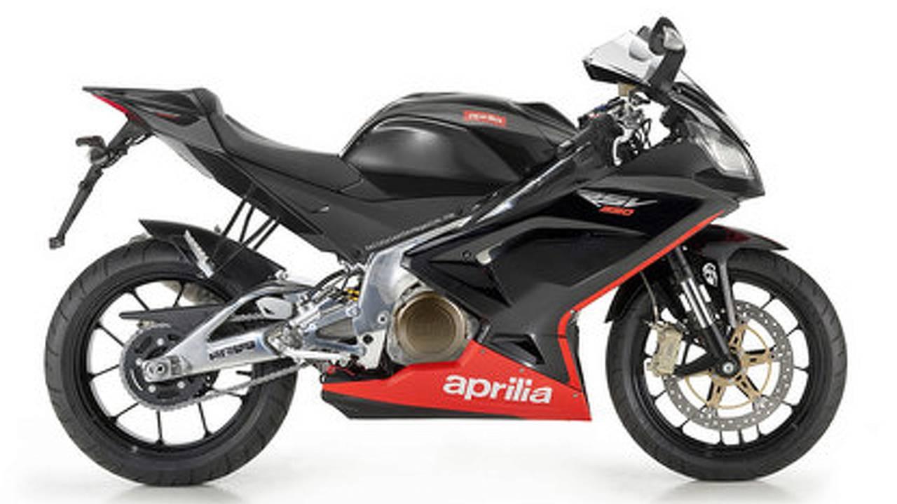 Aprilia RSV550 prototype confirmed