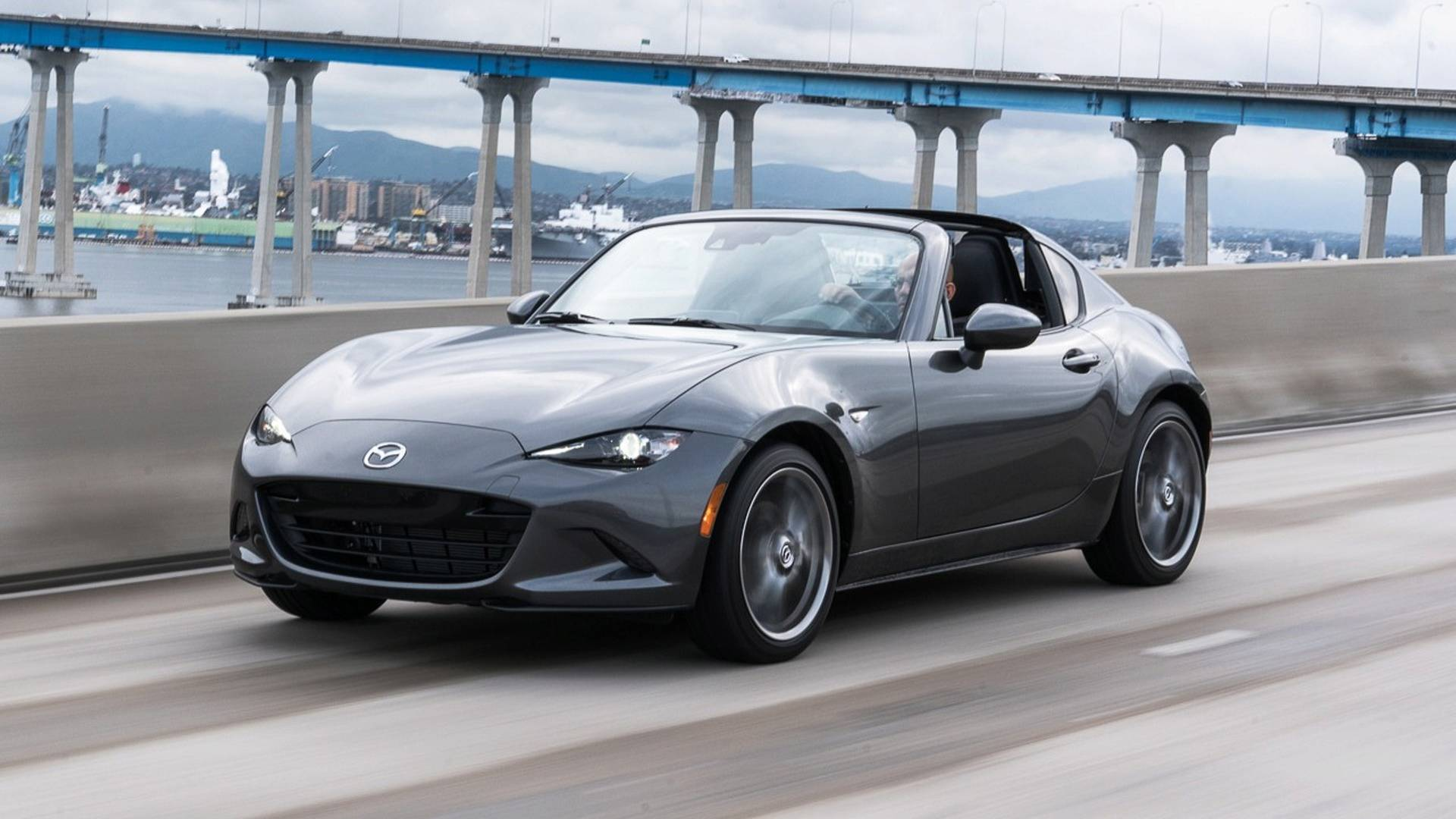 Mx 5 Rf >> Mazda Mx 5 Miata Rf Gets Even More Power For 2019