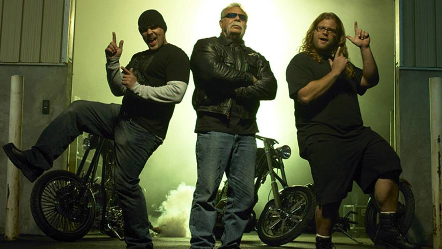 Just shoot me: American Chopper refuses to die