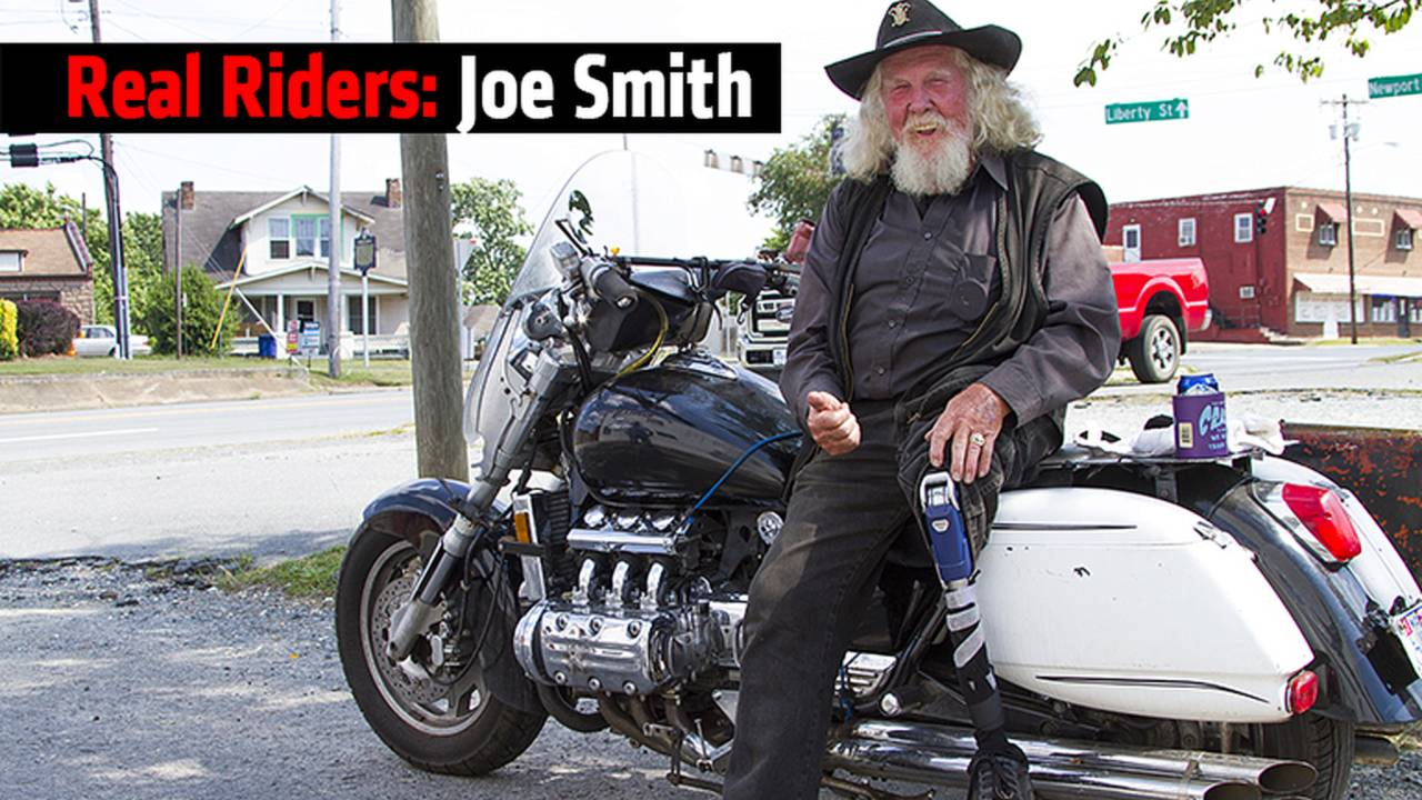 Real Riders: Joe Smith