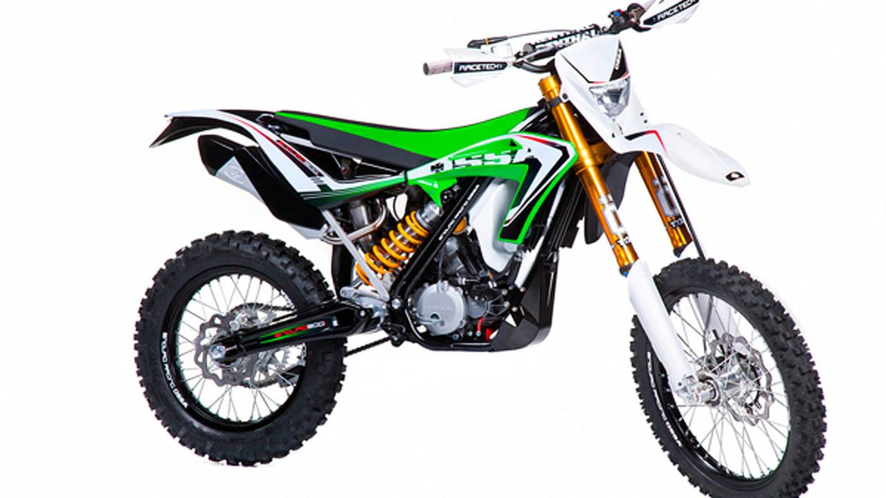 The 163lb direct-injected two-stroke Ossa Explorer you can't have
