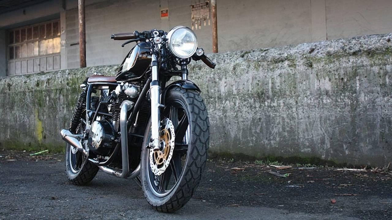 Bike Of The Week: Portland Is Sexy Yamaha XS650