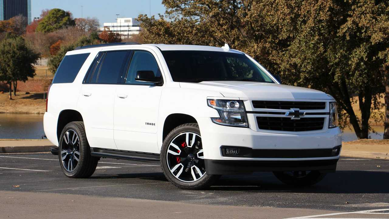 5. Chevrolet Tahoe: 1.8 Percent