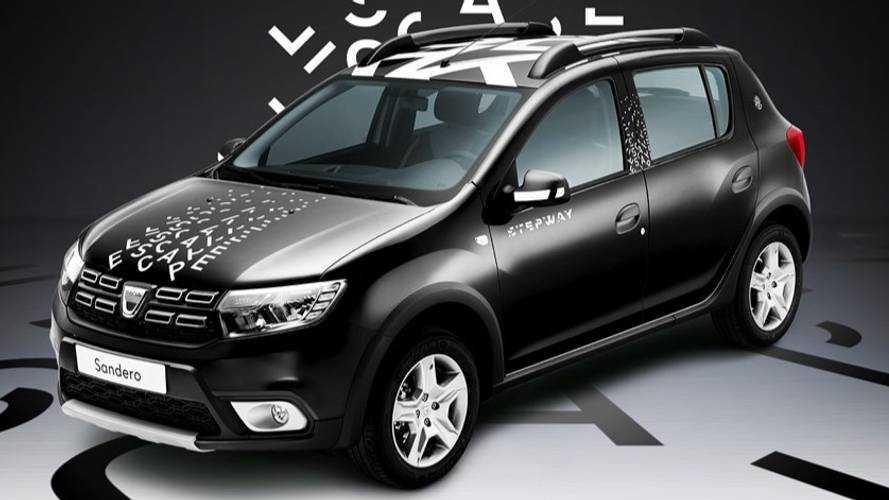 Dacia va commercialiser la Sandero Stepway Escape