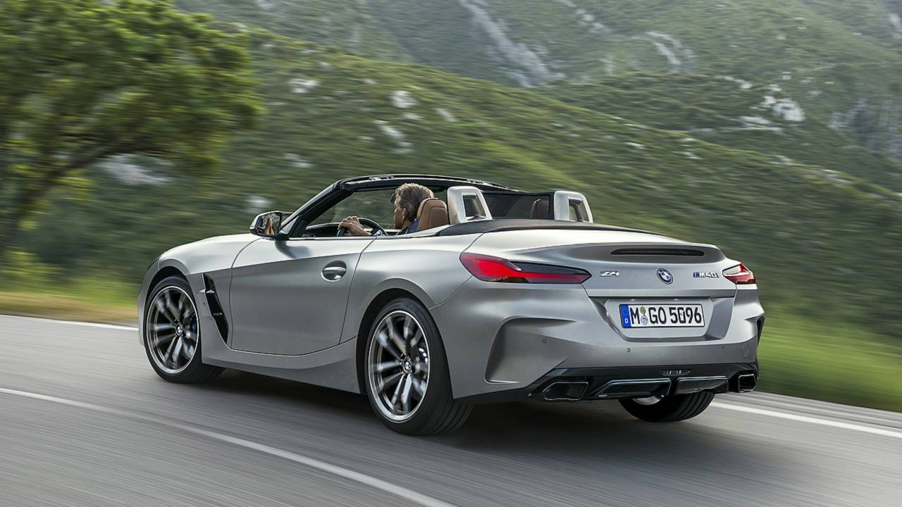 2020 BMW Z4 Price and Review