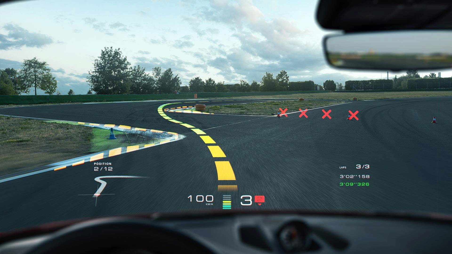 Motor1 Windshield com Porsche Photos Reality Augmented