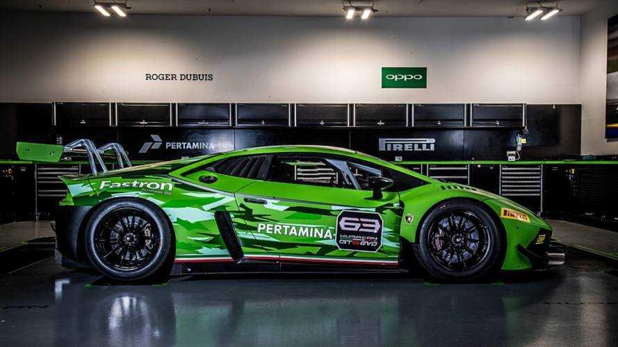 Lamborghini Huracan GT3 Evo 2019