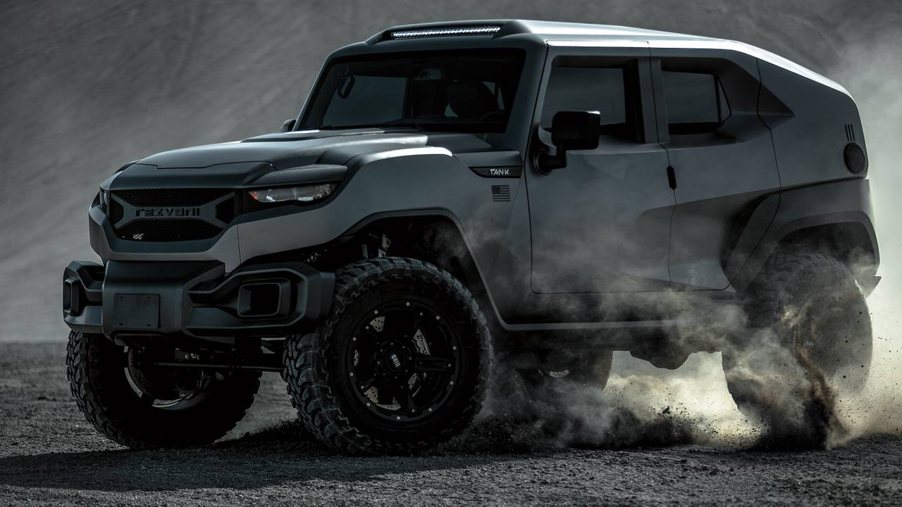 14 Crazy Off-Roaders You Can Actually Buy, And 1 You Can Build