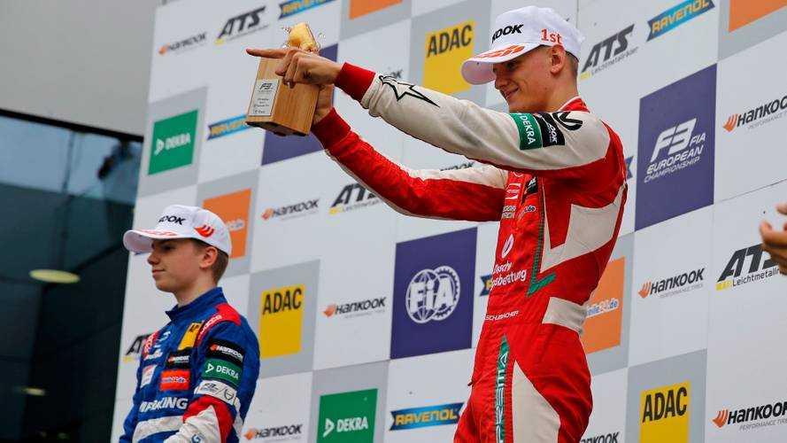 Mick Schumacher se rapproche du titre en F3 Europe