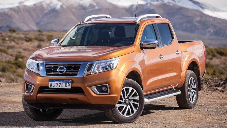 Nissan Frontier produzida na Argentina estreia no mercado local