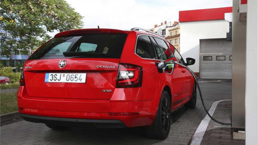 Skoda Octavia G-Tec mit mehr Leistung und Erdgas-Reichweite (Update)