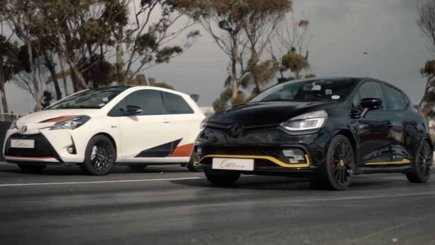 Toyota Yaris GRMN 2018: ¿puede con el Renault Clio R.S. 18?