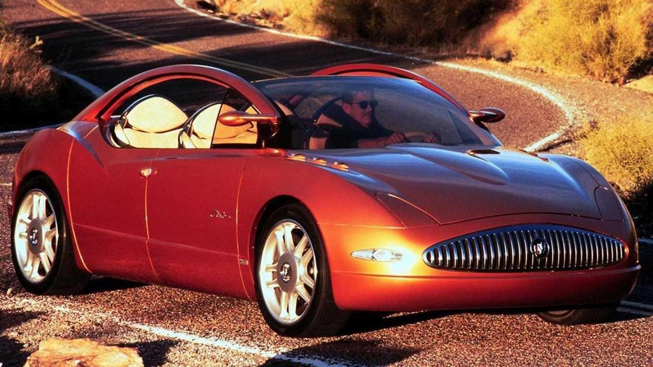 Unuttuğumuz Konseptler: 1999 Buick Cielo