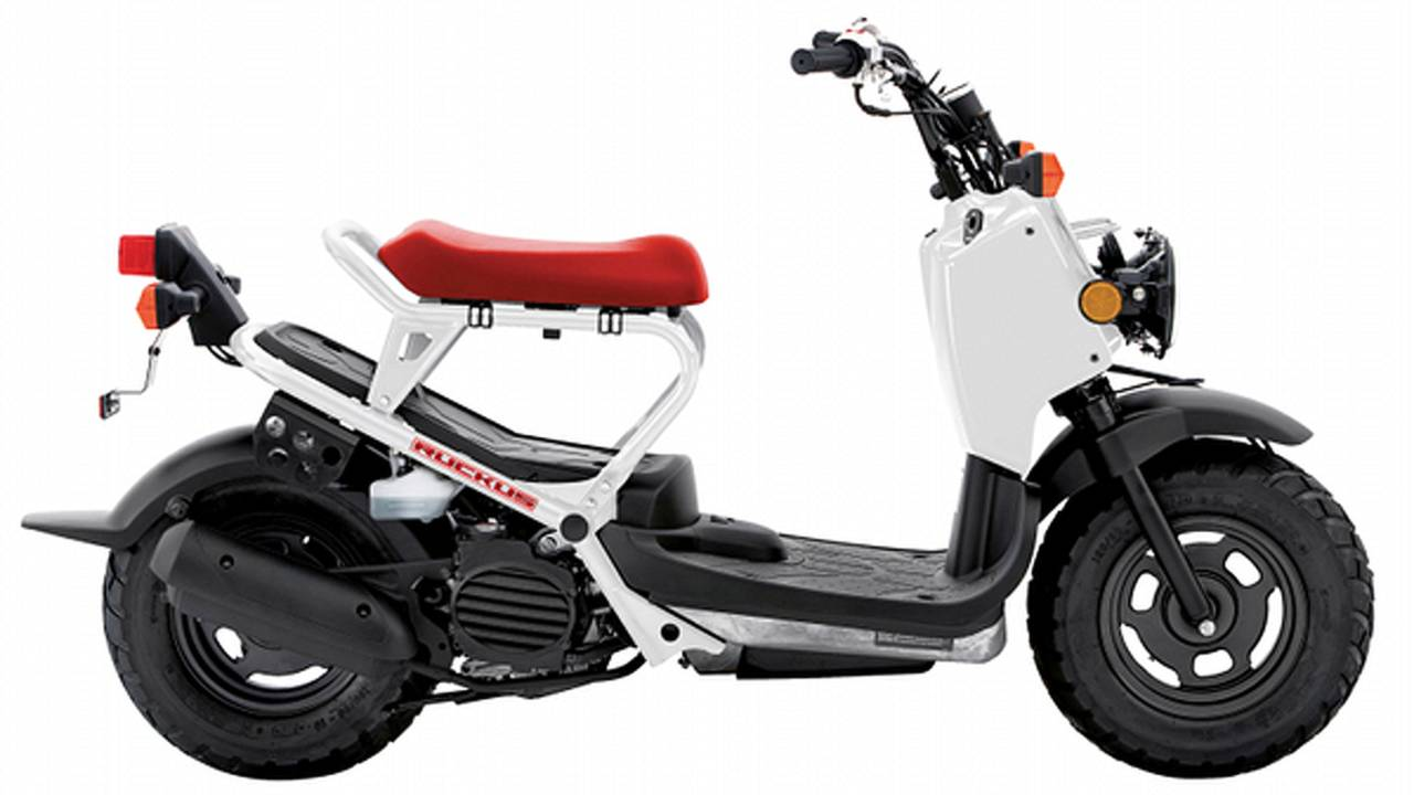 Is this the next Honda Ruckus?