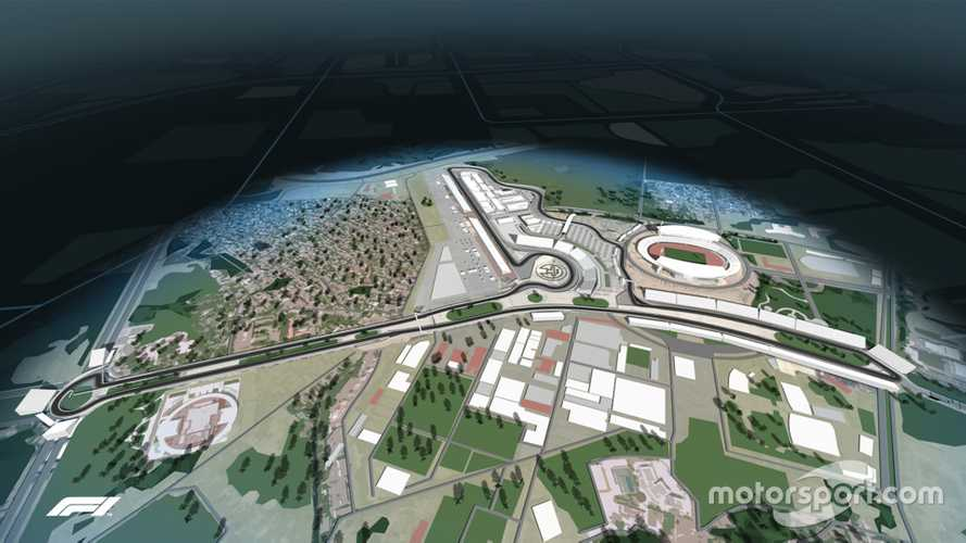 F1 announces 2020 Vietnam GP, track map revealed