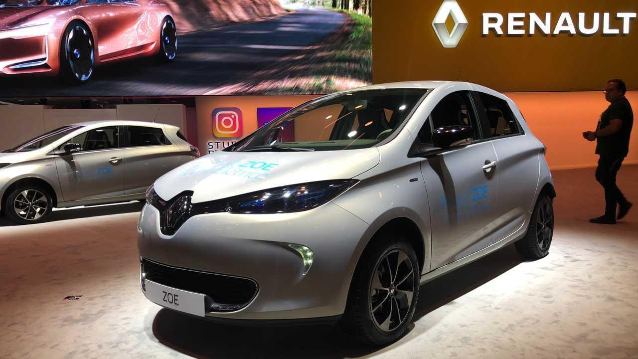 Renault Zoe - Salão de SP